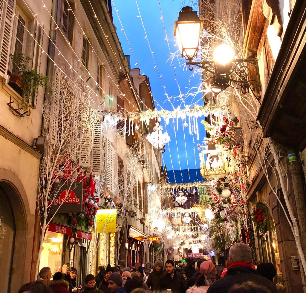 christmas in alsace