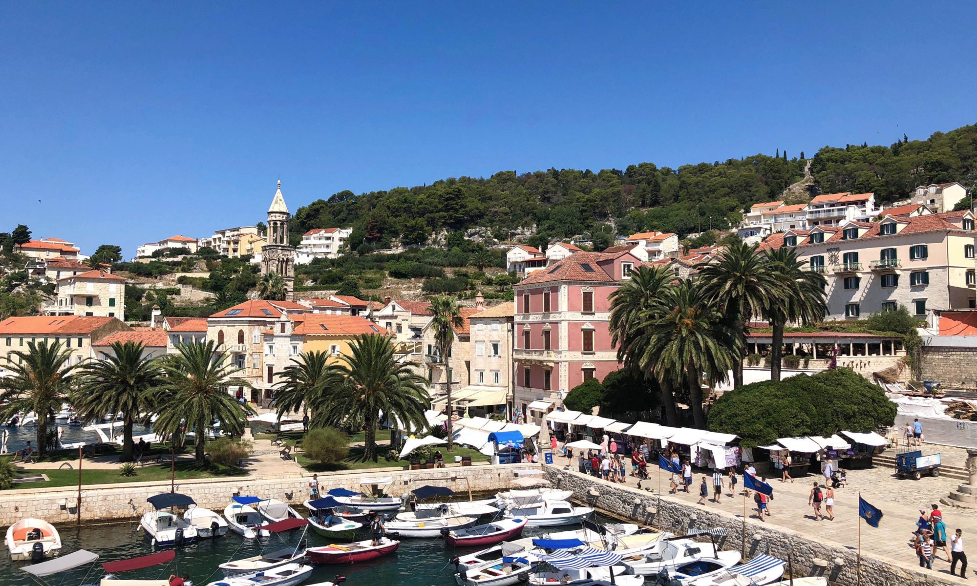 day trip to hvar