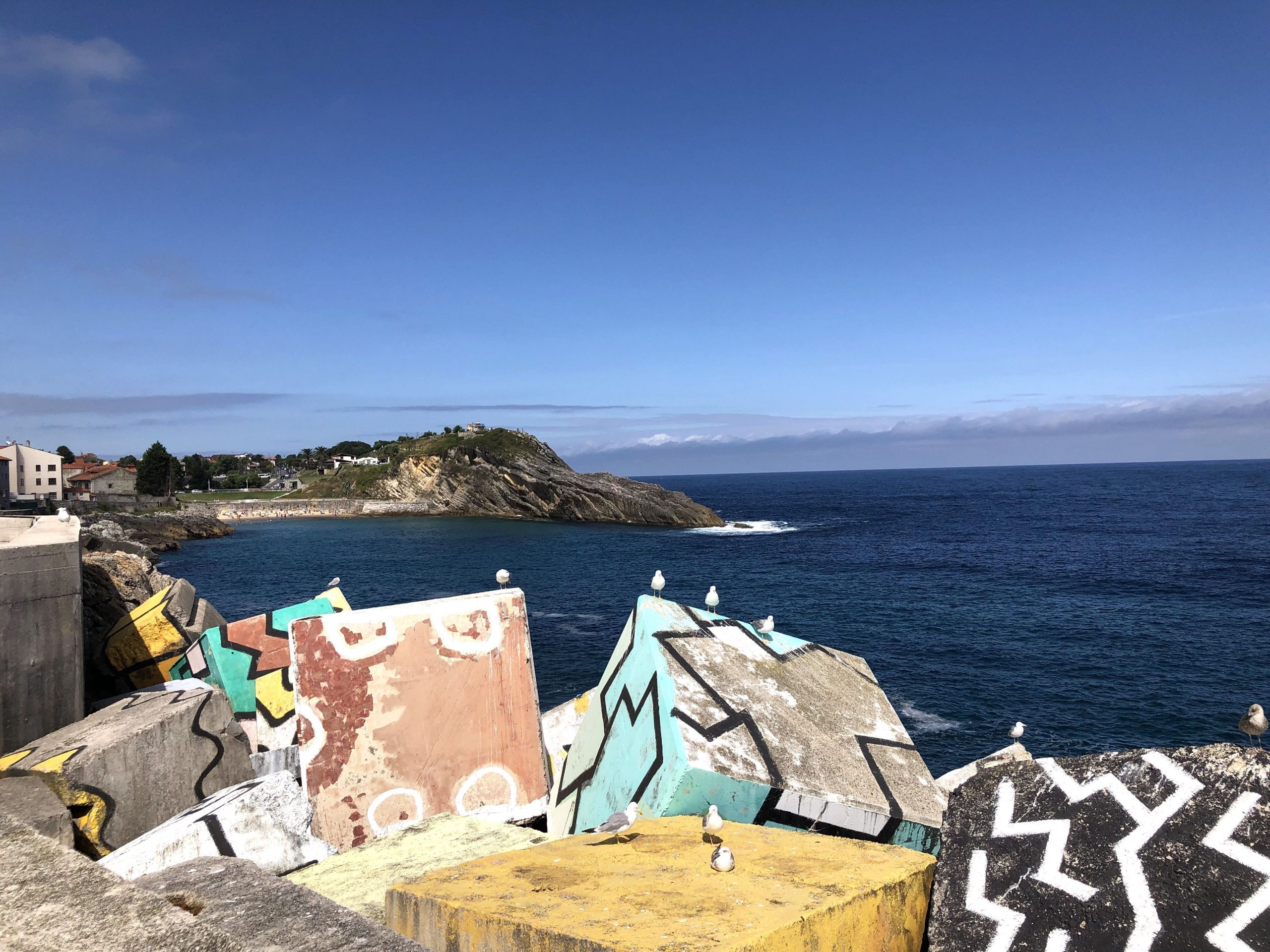 day trip to llanes