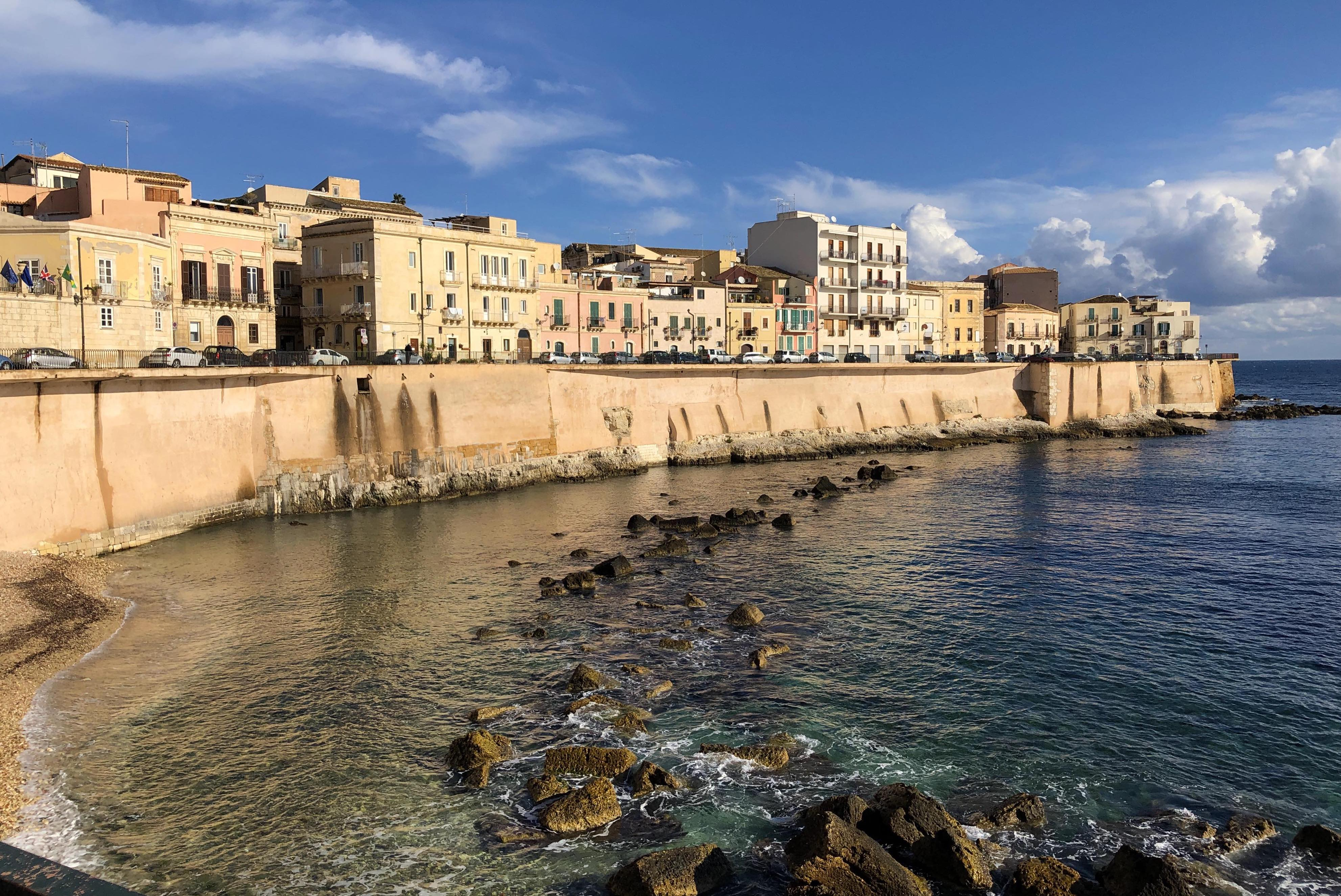 road trip through southeast sicily